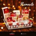 Cabaz de Natal para empresas e particulares Café Pasta Cotechino PIEMONTE - promo