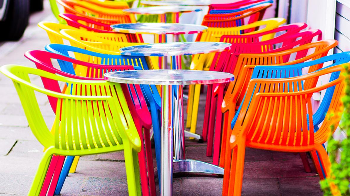 Sedie Colorate Da Giardino.Blog Arredamento Interni Giardino Ed Esterni Tutte Le Novita